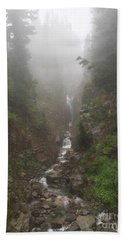 Misted Waterfall Bath Towel