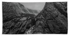 Misty Fjord Bath Towel