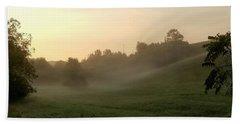 Misty Morning Bath Towel