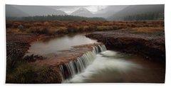 Misty Mountain Majesty  Bath Towel