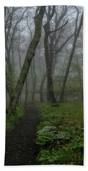 Misty Path Hand Towel