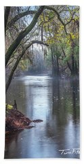Misty River Bath Towel