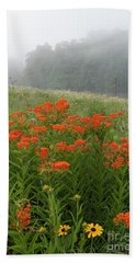 Misty Summer Morning - D010124 Bath Towel