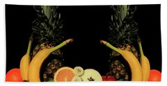 Bath Towel featuring the photograph Mixed Fruits by Shane Bechler