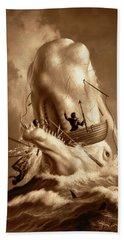 Moby Dick 2 Bath Towel