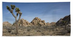 Mohave Desert Bath Towel