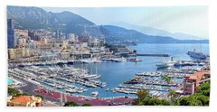 Monaco Panoramic Hand Towel