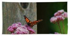 Monarch Flutter By Bath Towel