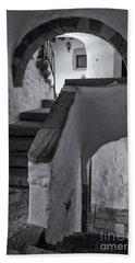 Monastery Of Saint John The Theologian Bath Towel