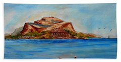 Monemvasia Bath Towel