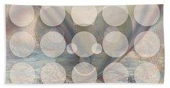 Monet Le Givre Hand Towel
