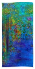 Monet Woods Hand Towel
