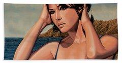 Monica Bellucci 2 Hand Towel