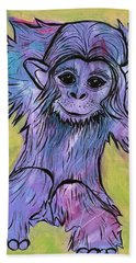 Monkey Mischief Bath Towel