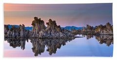 Mono Lake #2 Bath Towel