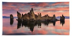 Mono Lake Bath Towel