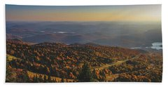 Mont Tremblant Summit Panorama Hand Towel