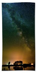 Montana Night Bath Towel