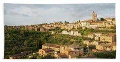 Montepulciano Hand Towel by Yuri Santin