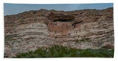 Montezumas Castle Hand Towel