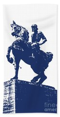 Monument Hans Waldmann Bath Towel