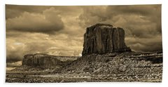 Monument Valley Arizona Navajo Nation Hand Towel