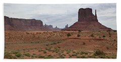Monument Valley Morning Bath Towel