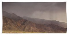 Moods Of Death Valley National Park Bath Towel