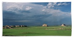 Moody-buttes Hand Towel