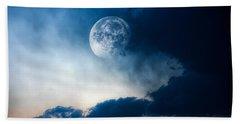 Moon Hand Towel