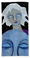 Moon Matters Bath Towel