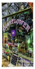 Moonflower Boutique Bath Towel