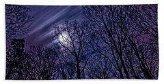 Moonlight Glow Hand Towel