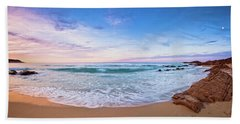 Bunker Bay Sunset, Margaret River Hand Towel by Dave Catley