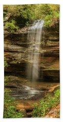 Moore Cove Falls Hand Towel