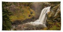 Moose Falls Hand Towel