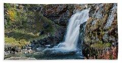 Moose Falls Bath Towel