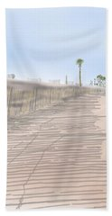 Morning At Edisto Island Campground  Bath Towel