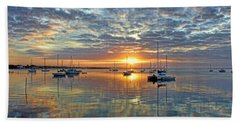 Morning Bliss Hand Towel by HH Photography of Florida