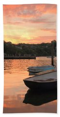 Morning Calm Hand Towel by Roupen  Baker