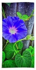 Morning Glory Fresco Hdr Bath Towel