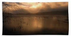 Morning Has Broken Bath Towel by Rose-Marie Karlsen