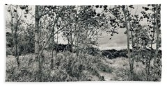 Hand Towel featuring the photograph Morning In The Dunes by Michelle Calkins