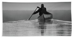 Morning Paddle Hand Towel