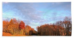 Morning Sky Hand Towel