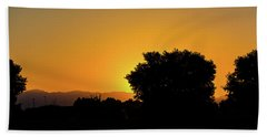 Morning Sunshine Hand Towel