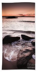 Bath Towel featuring the photograph Morning Tide by Jorgo Photography - Wall Art Gallery