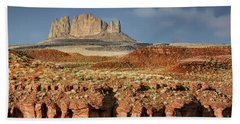 Hand Towel featuring the photograph Morning View by Nikolyn McDonald