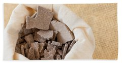Moroccan Lava Clay Dried Chips Hand Towel
