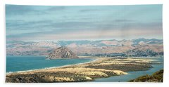 Morro Bay  Hand Towel